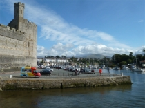 Picture of Lon Eifion Cycle Route Caernarfon