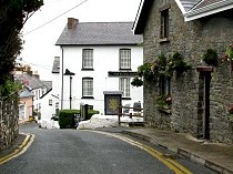 Picture of Dylan Thomas Trail, New Quay