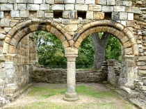 Picture of Romanesque Arch