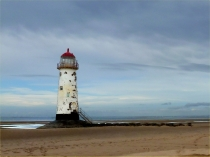 Picture of Point of Ayr Lighthouse