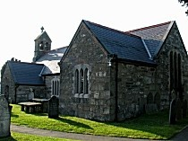 Picture of Cerrigydrudion Church