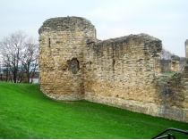 Picture of South Tower of Flint Castle