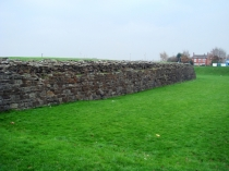 Picture of Outer Ditch Flint Castle