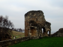 Picture of North West Tower Flint Castle