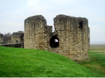 Picture of Great Tower of Flint Castle