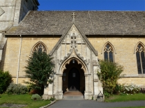 Picture of Church Porch Bourton-on-the-Water