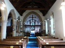 Picture of Church Nave Bourton on the Water