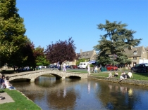 Picture of River Windrush Bourton-on-the-Water