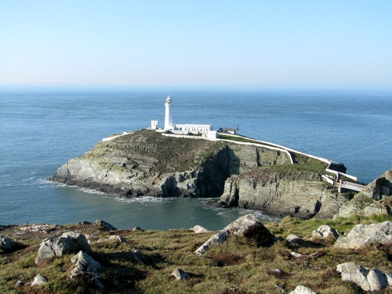 Quot South Stack Lighthouse On The Holyhead Travel Guide Quot