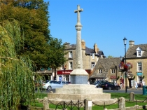 Picture of Bourton War Memorial