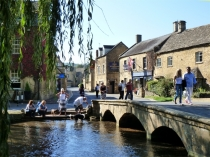 Picture of Little Venice in the Cotswolds