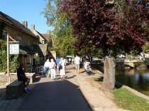Picture of Tea Rooms in Bourton on the Water