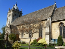 Picture of Bourton on the Water Church