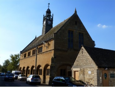 Redesdale Market Hall - Moreton in Marsh