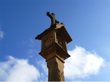 Market Cross in Stow on the Wold