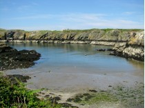 Picture of Porth Eilian Beach