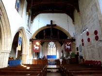 Picture of Nave and Chancel of Saint Edwards Church