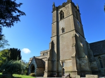 Picture of St Edward's Church South Tower, Stow on the Wold