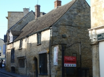 Picture of Old Houses - Stow on the Wold