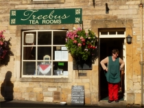 Picture of Treebus Tea Rooms - Stow on the Wold
