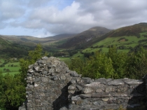 Picture of View from the Walls of Castell y Bere