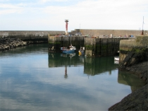 Picture of Fishing Boats in Amlwch Port