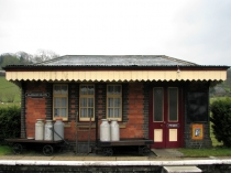 Picture of Llanuwchllyn Station