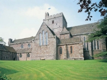 Picture of Brecon Cathedral Tower