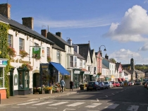 Picture of High Street Cowbridge
