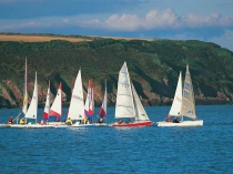 Picture of Sailing in the Milford Haven