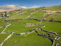 Picture of Ancient Field Systems at Dyffryn Ardudwy