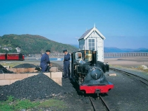 Picture of Fairbourne Railway