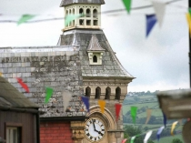 Picture of Clock Tower Hay on Wye