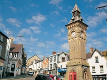 Picture of Knighton Clock Tower