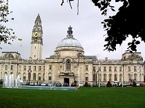 Picture of Cardiff City Hall