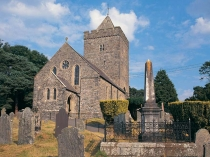Picture of Saint Davids Church in Llandewi Brefi