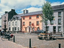Picture of Market Square Llandovery