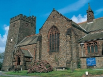 Picture of Saint Elli Church Llanelli