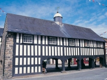 Picture of Llanidloes Market Hall