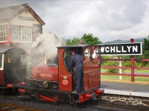 Picture of Bala Lake Railway Engine