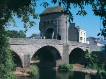 Picture of Monnow Bridge Monmouth