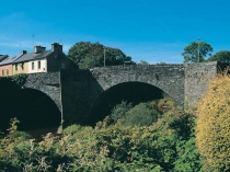 Picture of Newcastle Emlyn Bridge