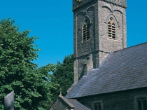 Picture of Holy Trinity Church Newcastle Emlyn