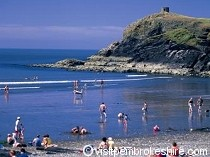 Picture of Abereiddy Beach