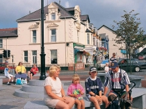 Picture of Pwllheli Town Centre