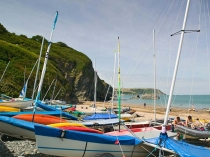 Picture of Tresaith Beach