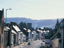 Picture of Welshpool High Street