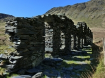 Picture of Quarry Workers Cottages in Cwm Llan