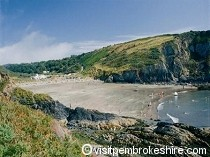 Picture of Pwllgwaelod Beach