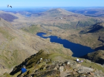 Picture of Snowdon Summit View